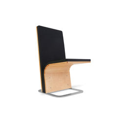 JumpSeat™ | Auditorium seating | Sedia Systems Inc.