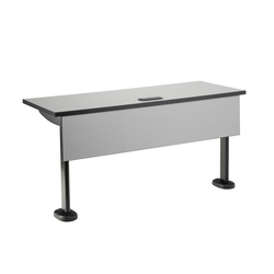M50 Fixed Table | Mesas individuales para seminarios | Sedia Systems Inc.