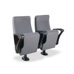FT20 | Auditorium seating | Sedia Systems Inc.