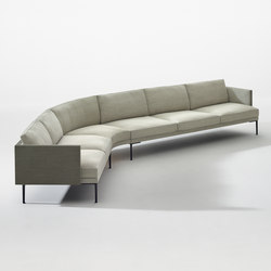 Sofas Modular Sofa Systems Seating Steeve Modular Arper