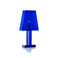 Siluett 46 T blue clear 023 | Table lights | Bsweden