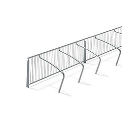 Standard Streetlife Bicycle Fence System | Railings / Balustrades | Streetlife