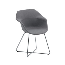 Wila Chair | Visitors chairs / Side chairs | Atelier Pfister