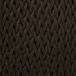 Line Out | dark brown | Outdoor rugs | Naturtex