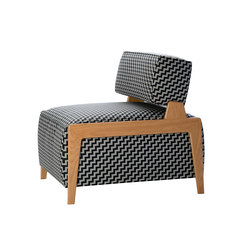 Box Wood Chair | Poltrone lounge | Inno