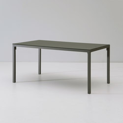 Landscape dining table | Dining tables | KETTAL