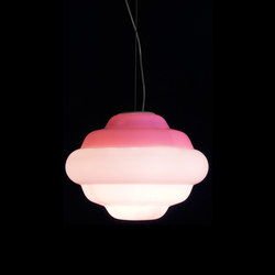 Cloud 39 red | Suspended lights | Bsweden