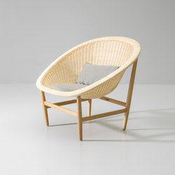 Basket club chair | Gartensessel | KETTAL