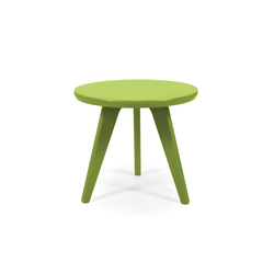 Satellite End Table round 18 | Garten-Beistelltische | Loll Designs