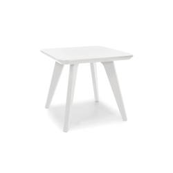 Satellite End Table square 18 | Tables d'appoint de jardin | Loll Designs