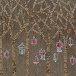 Biancospino | Wall art / Murals | Wall&decò