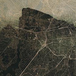 Buen Retiro | Wandbilder / Kunst | Wall&decò