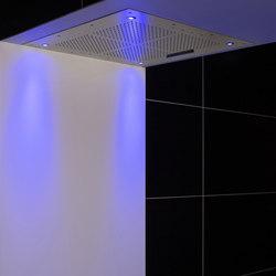 Harmonia 80 x 80 cm | Color therapy showers | Fima Carlo Frattini