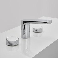Texture H | Robinetterie pour lavabo | Fima Carlo Frattini