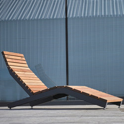 rivage deck chair | Street furniture | mmcité