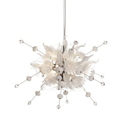 Kumulus 120 Chandelier white | General lighting | Bsweden
