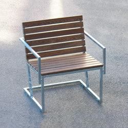 Landscape chair | Exterior chairs | BURRI
