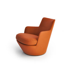 Lo Turn | Lounge chairs | Bensen