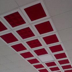 Uniko | Acoustic ceiling systems | Gaber