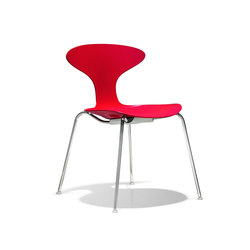 Orbit | Restaurant chairs | Bernhardt Design