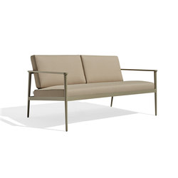 Vint 2-seater sofa | Gartensofas | Bivaq