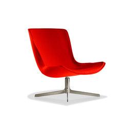 Vika | Poltrone lounge | Bernhardt Design
