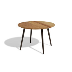 Vint low table 60 iroko | Tavolini alti | Bivaq