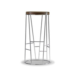 Forest | Bar stools | Bernhardt Design
