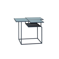 Boogie Woogie Glas Kollektion | Side tables | Linteloo