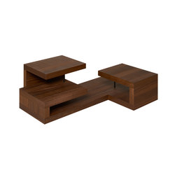 SOHO coffeetable large | Magazine holders / racks | Linteloo