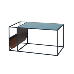 Slice Magazine glass collection | Magazine holders / racks | Linteloo