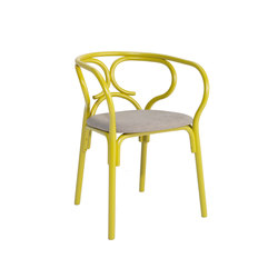 Brezel | Restaurant chairs | WIENER GTV DESIGN