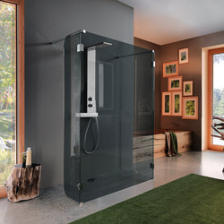 Open Screen | Shower screens | SAMO