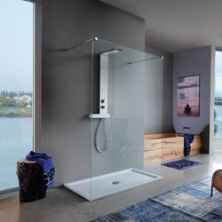 Open Screen | Shower cabins / stalls | SAMO
