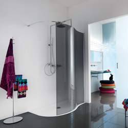 Open Spin | Shower screens | SAMO