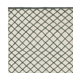 Grid Carpet elephant grey | Rugs | ASPLUND