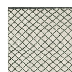 Grid Carpet elephant grey | Formatteppiche / Designerteppiche | ASPLUND