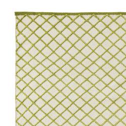 Grid Carpet pea green | Formatteppiche / Designerteppiche | ASPLUND