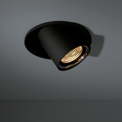 Chapeau 206 Led Ge Recessed Ceiling Lights Modular Lighting Instruments