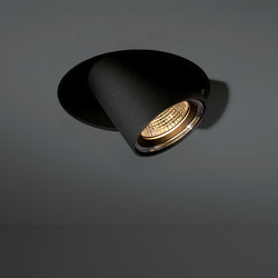 Chapeau trimless 222 LED GE | Plafonniers encastrés | Modular Lighting Instruments