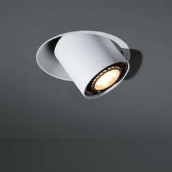 Chapeau trimless 222 for LED PAR30S | Strahler | Modular Lighting Instruments