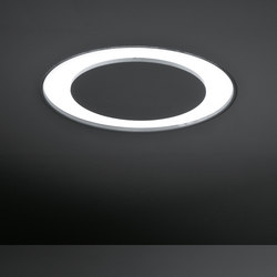 Downut flange 367 TL5C Pushdim GI | General lighting | Modular Lighting Instruments