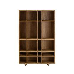 Kilt Open 80 | Library shelving | ASPLUND