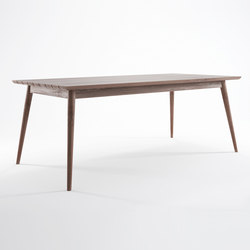Vintage Outdoor RECTANGULAR DINING TABLE | Tables à manger de jardin | Karpenter