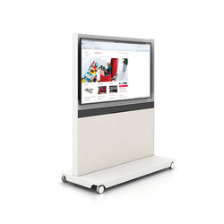 Workware® | Multimedia stands | Haworth