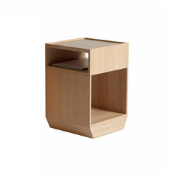 Pile | Tables de chevet | ASPLUND