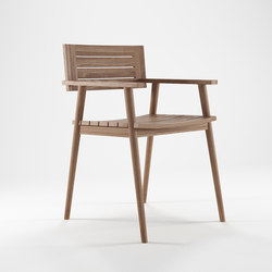 Vintage Outdoor DINING CHAIR | Sièges de jardin | Karpenter