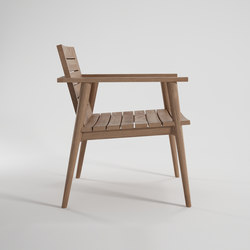 Vintage Outdoor EASY CHAIR | Poltrone da giardino | Karpenter