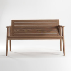 Vintage Outdoor SOFA 2 SEATERS | Divani da giardino | Karpenter