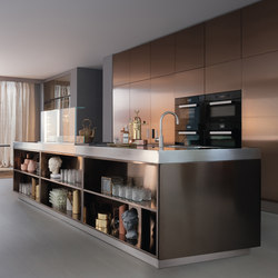 Italia, Modus Doors System | Fitted kitchens | Arclinea
